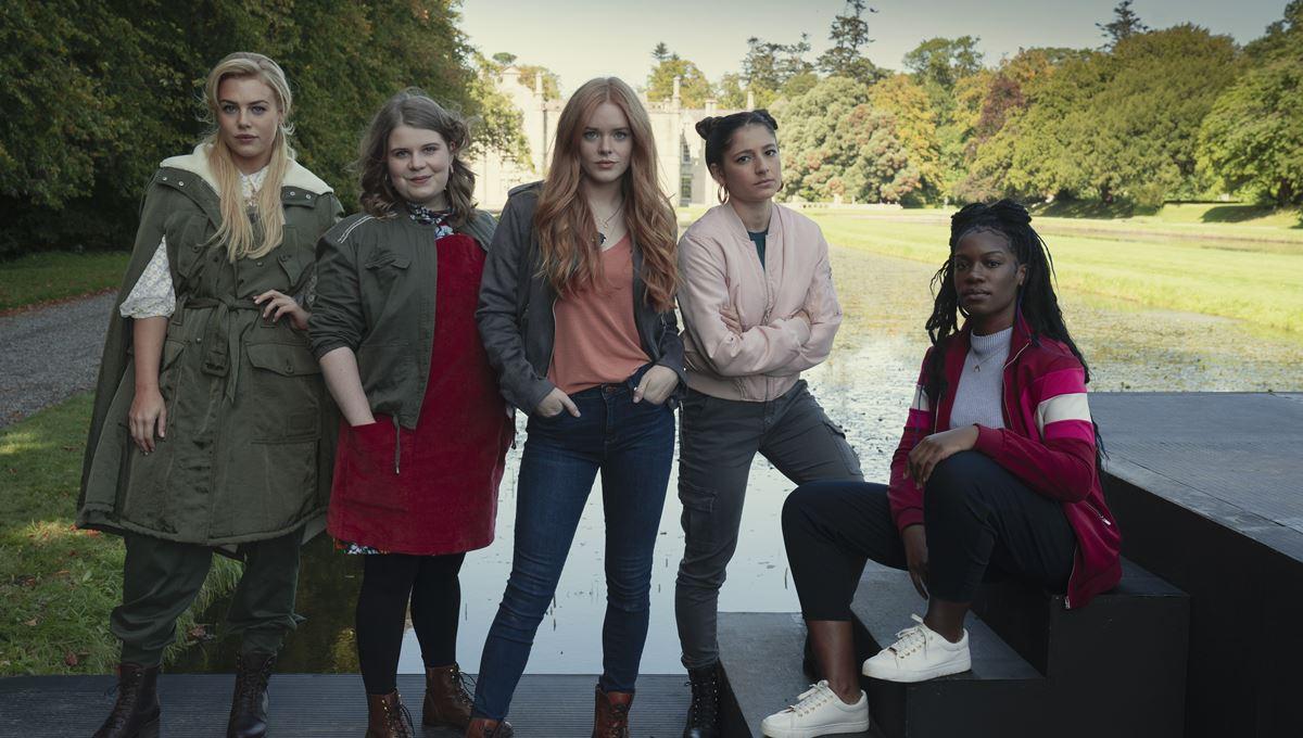 Fate: The Winx Saga Netflix