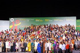 Mujeres por un Mundo Mejor 2010