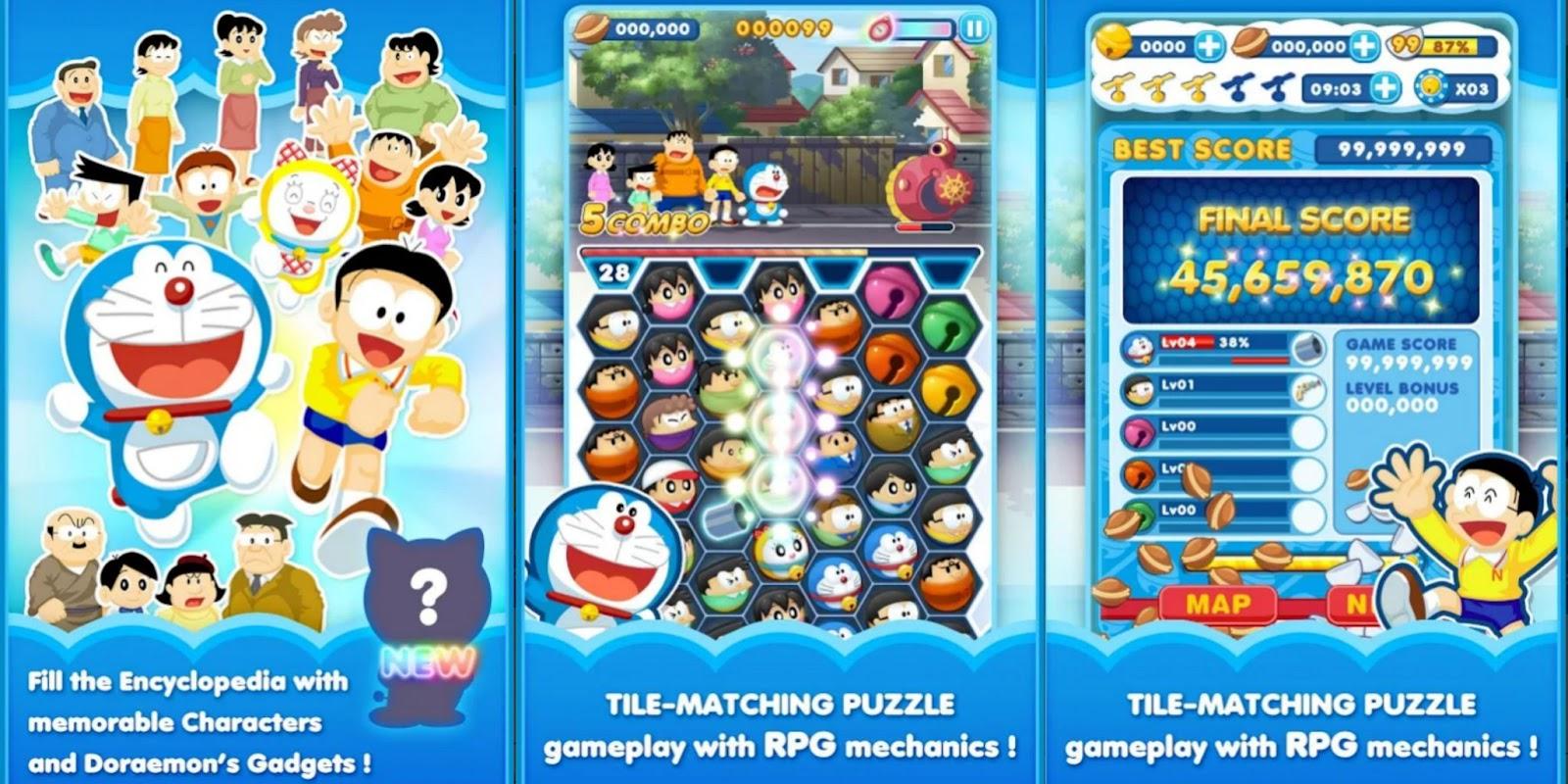 Doraemon 3d game download