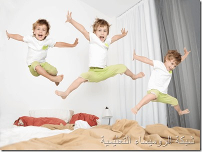 النشاط الزائد عند الاطفال
