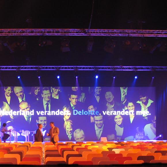 Congres in de Heineken Music Hall te Amsterdam.