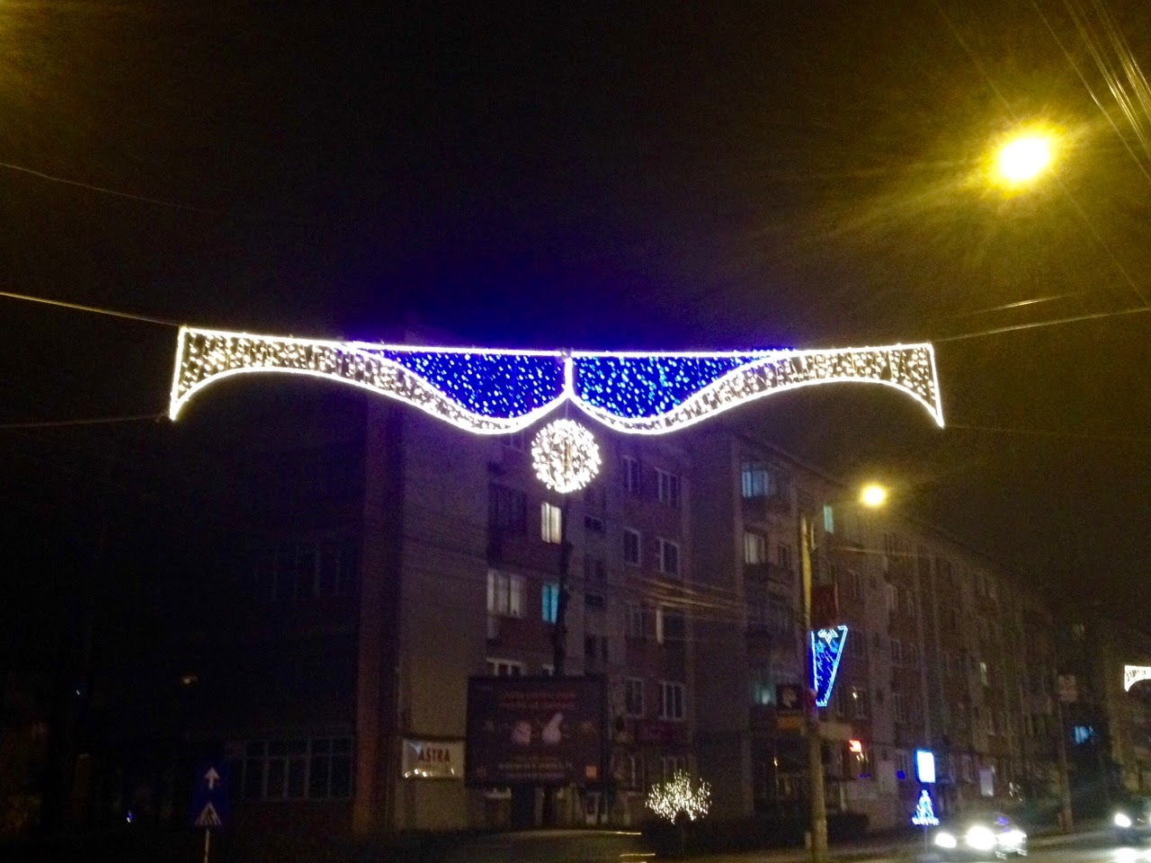 Ornamente Suceava bulevrad 2014