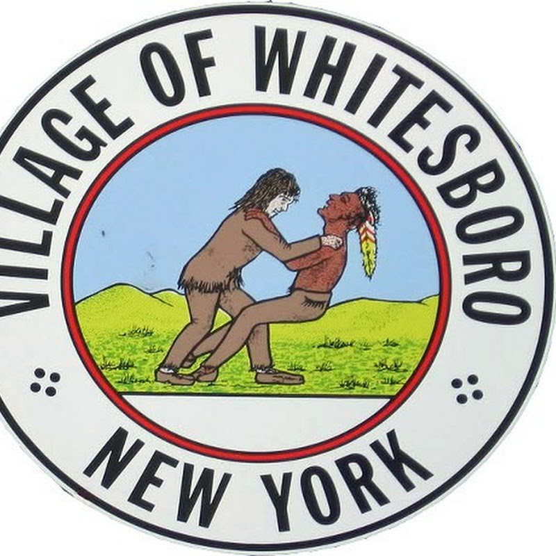 Whitesboro, The Village With The Most Racist Seal