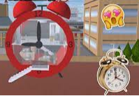 ID Rumah Jam Beker di Sakura School Simulator Dapatkan Disini