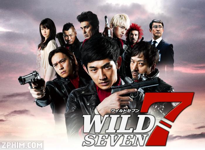 Ảnh trong phim Thất Cảnh Đặc Nhiệm - Wild 7 1