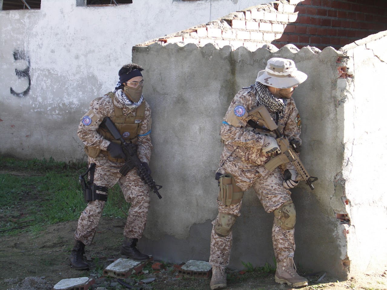"""Fotos de la partida """"Y vinieron de Oriente"""". 13-01-13 PICT0063"""