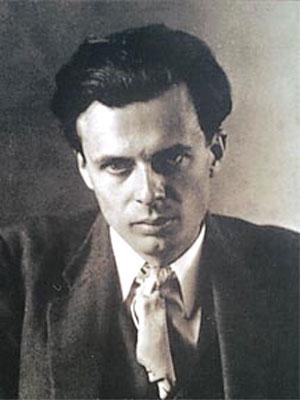 Aldous Huxley 1, Aldous Huxley