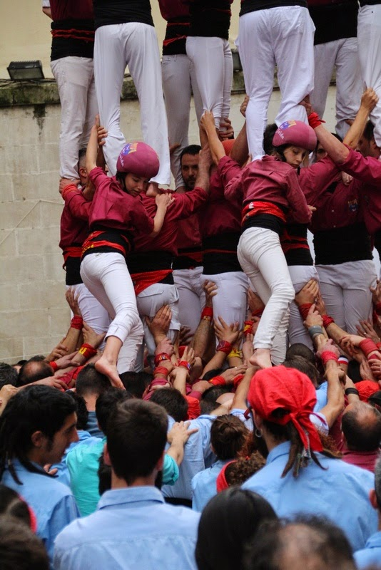 Actuació 20è Aniversari Castellers de Lleida Paeria 11-04-15 - IMG_8928.jpg