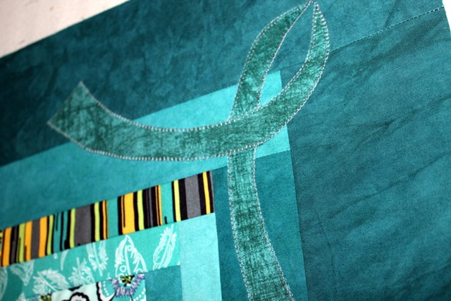 ribbon applique