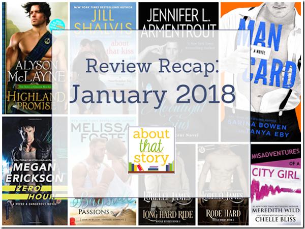 Review Recap: January 2018