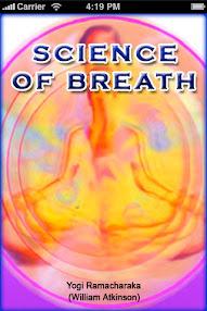 Cover of Yogi Ramacharaka's Book Science Of Breath