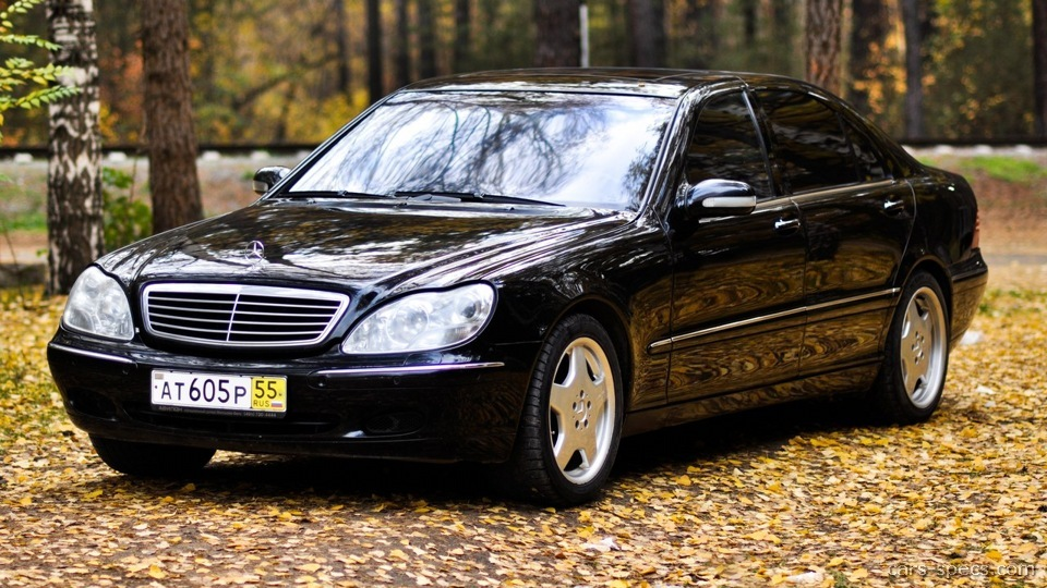 2005 Mercedes Benz S Class S55 Amg Specifications Pictures Prices