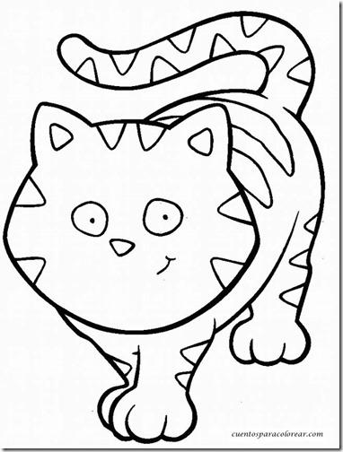 gatos colorear blogcolorear (8)