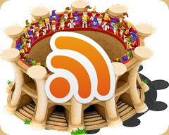 Colosseum icon feed rss[4][2]