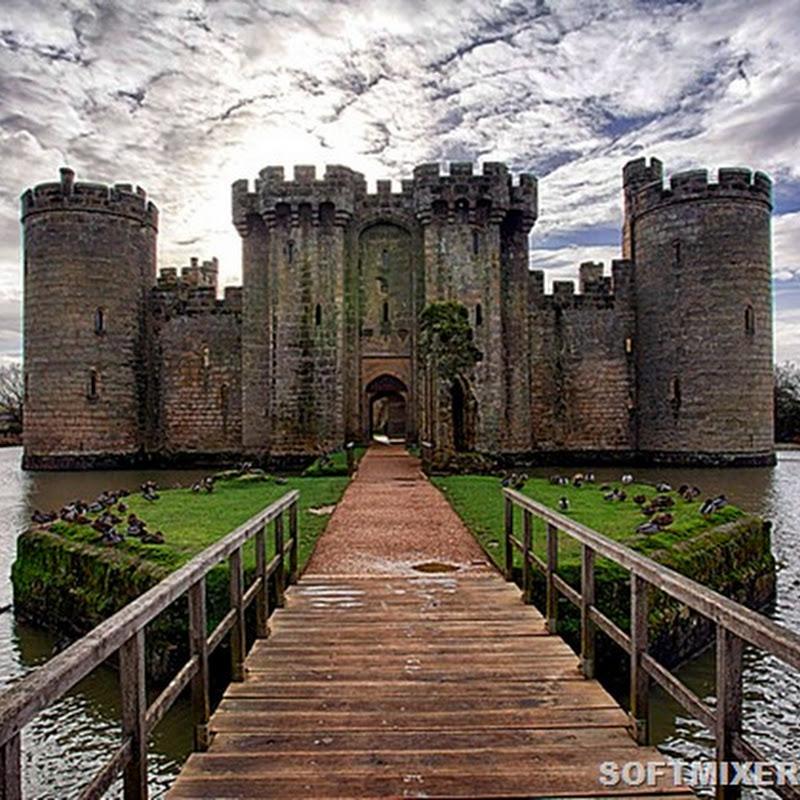 Каково жить в замке?