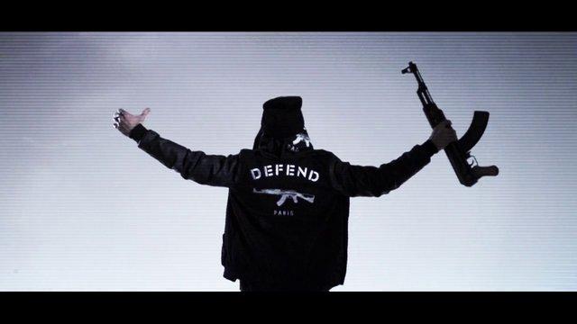*以悍衛巴黎之名:DEFEND 強悍發表全新系列《Curfew》 4