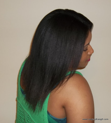 EbonyCPrincess Hair Regimen