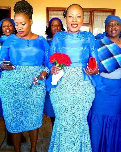 SOUTH AFRICAN ROCKS SHWESHWE DRESSES 2019 2