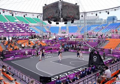 Letland heeft Olympisch goud te pakken in 3x3 basketbal na echte thriller