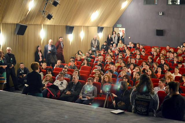 Lansare film documentar Ba se poate 1229