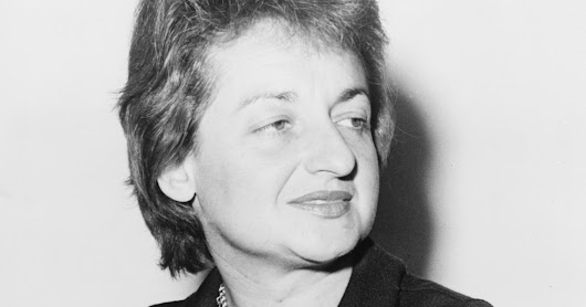 Famous Speech Friday redux: Betty Friedan calls for a women's strike