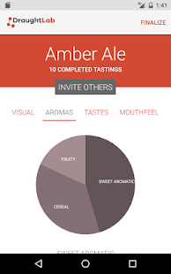 DraughtLab: Describe Your Beer- screenshot thumbnail