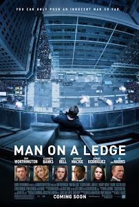 Người Đàn Ông Trên Gờ Tường - Man On The Ledge poster