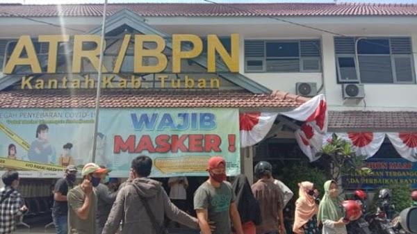 Warga Tolak Jual Lahannya untuk Proyek Nasional Jokowi, Puluhan Aparat Diturunkan