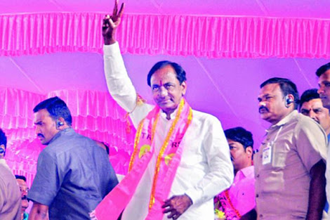 Party candidates list in September: KCR