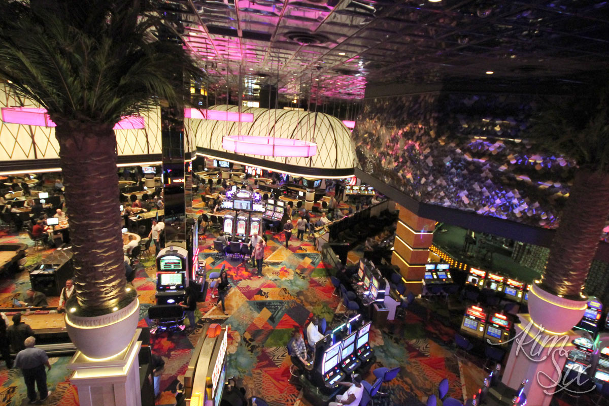 Atlantis Casino floor