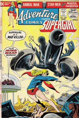 Supergirl Adventure Comics #420