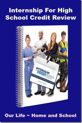 Internship for High School Credit - Review