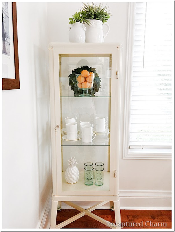 kitchen makeover corner cabinet