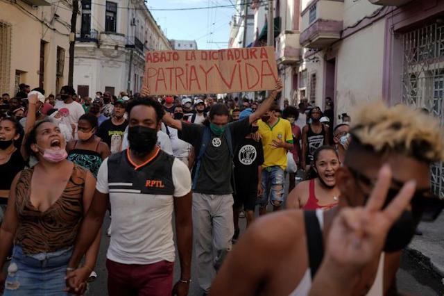 Cuba: convocan a un paro nacional para reclamar la liberación de los presos políticos y el fin de la persecución a los disidentes