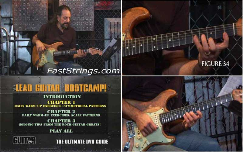 Guitar World - Lead Guitar Boot Camp