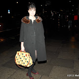 WWW.ENTSIMAGES.COM -  Gizzi Erskine arriving at Great  British Recipes Launch Party at Athennaum Hotel  Piccadilly London January 29th 2013                                                         Photo Mobis Photos/OIC 0203 174 1069