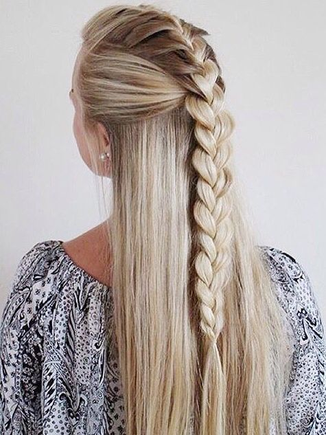 Braid Hairstyles A selection of your hairstyle To suit you 2017 8