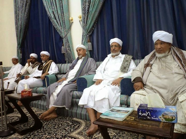 Habib Abdullah bin Muhammad Baharun: Insya Allah Hadhramaut Aman
