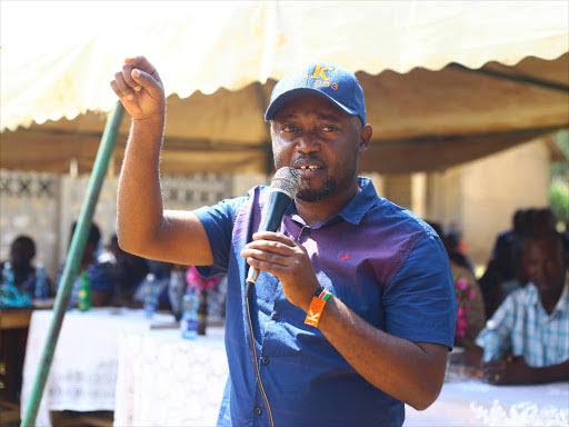 Kaloleni MP Paul Katana photo