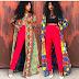 Ankara Lookbook #50: Jacket/Kimono Print Slay