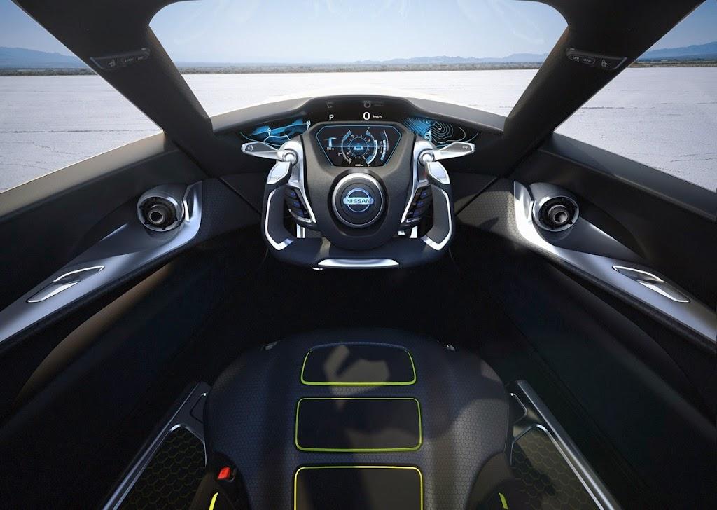 Nissan Bladeglider Concept 26
