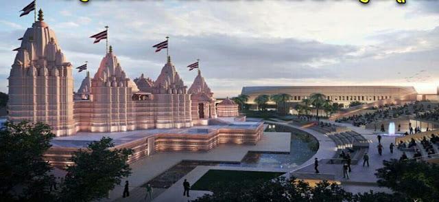 इस मुस्लिम देश में पहला बड़ा हिंदू मंदिर होगा, इस मुस्लिम व्यक्ति ने भूमि दान की
