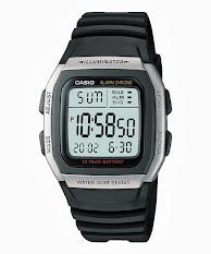 Casio Standard : W-S210H
