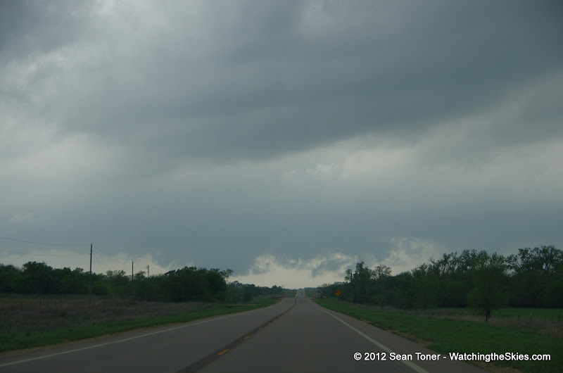 04-14-12 Oklahoma & Kansas Storm Chase - High Risk - IMGP0406.JPG