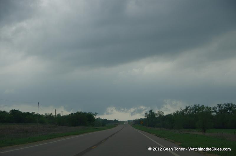 04-14-12 Oklahoma & Kansas Storm Chase - High Risk - IMGP0406.JPG