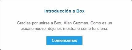 Abrir mi cuenta Box - 177