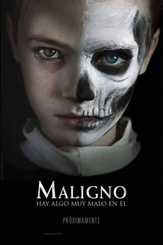 Capa Maligno (2019) Dublado Torrent