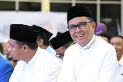 Bantu Pembangunan Sejumlah Masjid Miliran Rupiah, Nurdin Abdullah Dikenal Sebagai Orang Yang Cinta Masjid