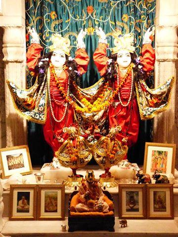 ISKCON New Govardhan Deity Darshan 12 Mar 2016 (15)