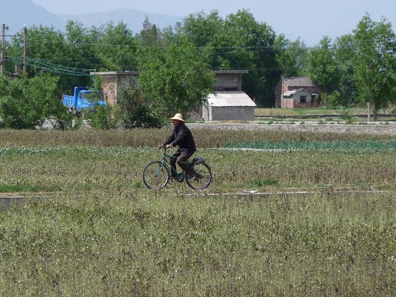 Chine. Yunnan Dali .En vélo vers le lac ERHAI - P1170734.JPG
